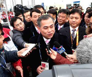 N.K. delegation to PyeongChang Paralympics