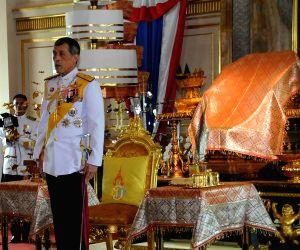 File Photo: King of Thailand Vajiralongkorn