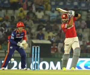 IPL - Kings XI Punjab vs Delhi Daredevils
