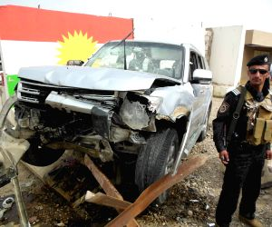 IRAQ KIRKUK ATTACK