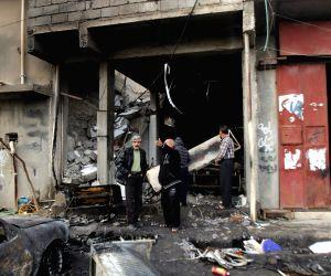 Kirkuk (Iraq): Iraq bomb blast
