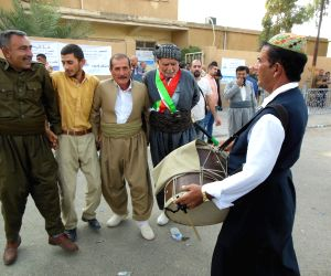 IRAQ KIRKUK KURDS VOTE