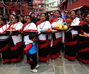 NEPAL KIRTIPUR INDRAYANI FESTIVAL