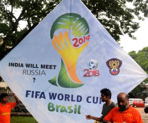 FIFA World Cup Kite