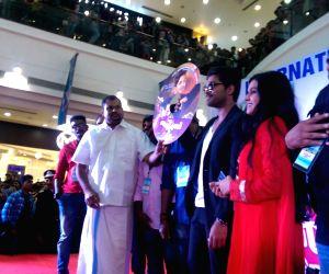 Actor Allu Arjun acted S/o Satya Murthy movie promotional function