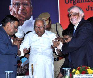 Justice V R Krishna Iyer passes away