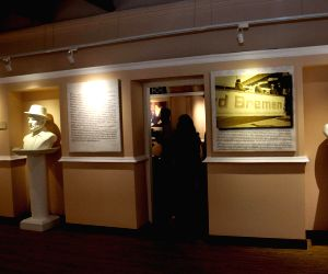 'Rabindranath and the US Gallery'