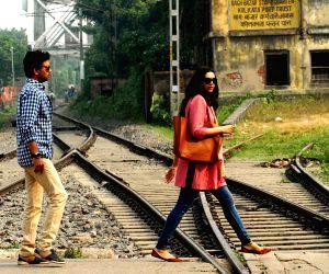 Deepika Padukone and Irrfan Khan shoots for 'Piku'