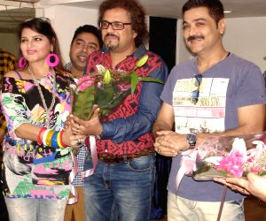 "launch of Pallavi Chatterjee's music album ""Folk Sutra"""