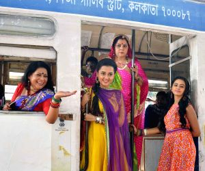 TV serial 'Swaragini' - shooting