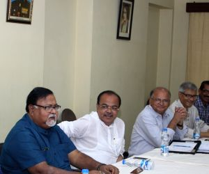 All party meeting for the upcoming KMC election 2015