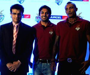 Atletico de Kolkata press conference