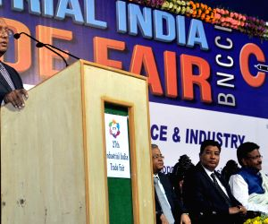 27th Industrial India Trade Fair  - inauguration