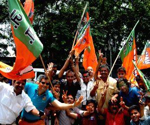 BJP celebrations