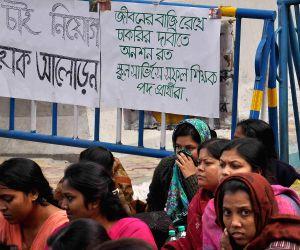 SSC students demonstration