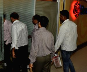 Rose Valley CBI raids Rose Valley office