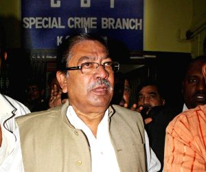 Somen Mitra appears before CBI