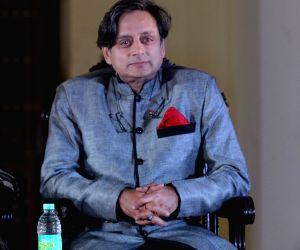 Shashi Tharoor at Kolkata Literary Festival 2015