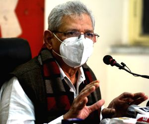 Yechury accuses Centre of failing people in Covid crisis