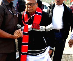 97-year-old Communist veteran Achuthanandan calls it a day