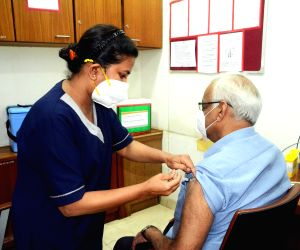Over 2L doses administered to senior citizens, 45+