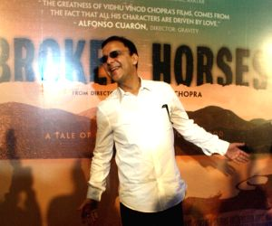 'Broken Horses' - press conference