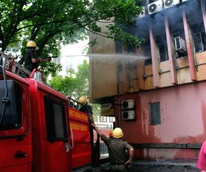 Fire breaks out in Kolkata