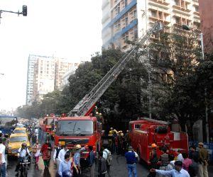 Fire at Himalaya House