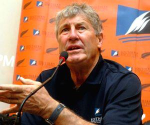 Formar Indian Cricket coach John Wright