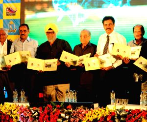 Postal stamp to commemorate 150 years of the Eden Gardens