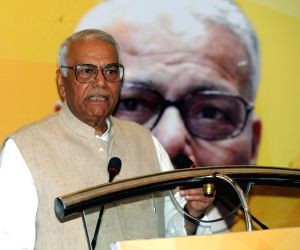 Farmers' incomes have declined 1.38% since 2014: Yashwant Sinha (Lead)