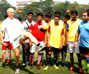 'German Consulate Cup 2015'