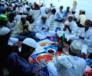 Iftar at Tipu Sultan Masjid