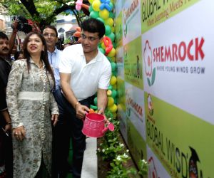 Sourav Ganguly during a programme