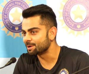Team India press conference