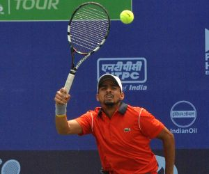 Emami Kolkata Open 2015- ATP Challenger - James Duckworth Vs Sanam Singh