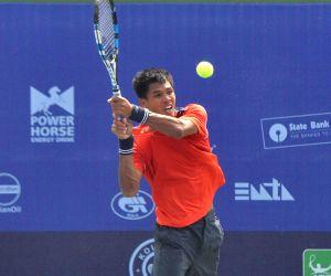 Emami Kolkata Open 2015- ATP Challenger - Somdev Devvarman Vs Ramkumar Ramanathan