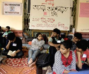JU students go on hunger strike