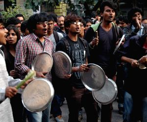 JU students demand removal of VC