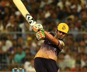 : Kolkata: IPL 2017 - Kolkata Knight Riders Vs Rising Pune Supergiant