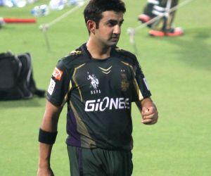 Event : (030415) Kolkata: IPL practice session - Kolkata Knight Riders