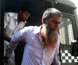 Burdwan blast accused produced at a Kolkata Court