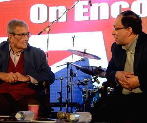 Kolkata Literary Meet - Amartya Se