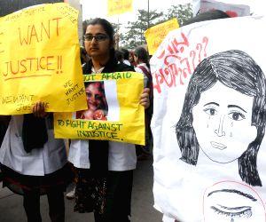 Nurses' demonstration