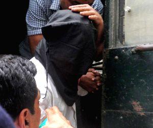 Burdwan blast case accused Nurul Hoque produced at court