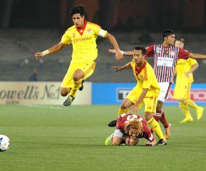 I-League - Mohun Bagan vs Pune FC