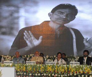 PM Modi at Nazrul Manch