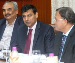 RBI Governor during the 549th RBI central board meeting