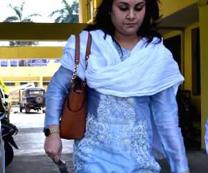 Former Assam Ministers' wife appears before ED