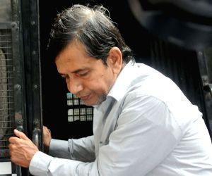 Sudipta Sen, Debjani Mukherjee produced in court